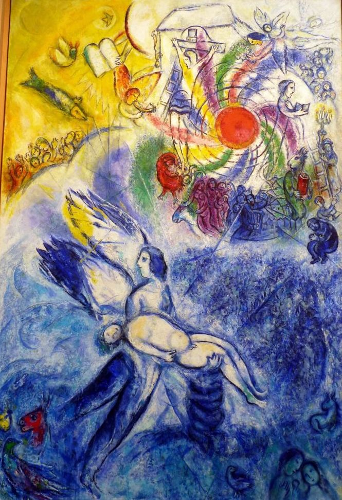 chagall-introt Chagall Bijbel