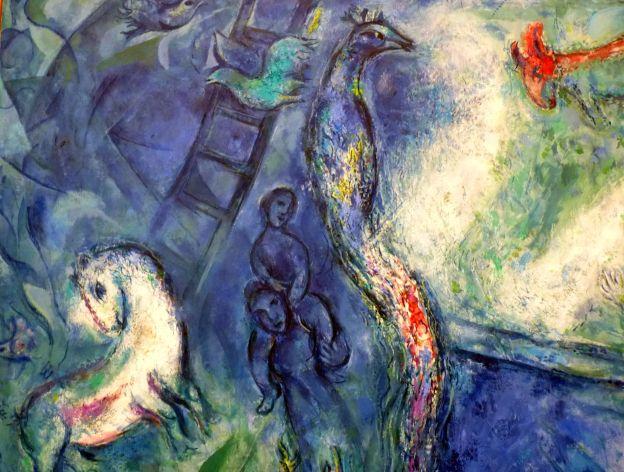noach_Ark_Boog Chagall Afbeeldingen