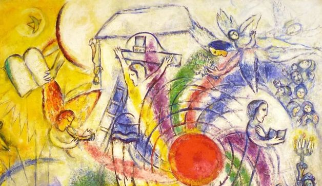 chagall-introt Chagall Afbeeldingen
