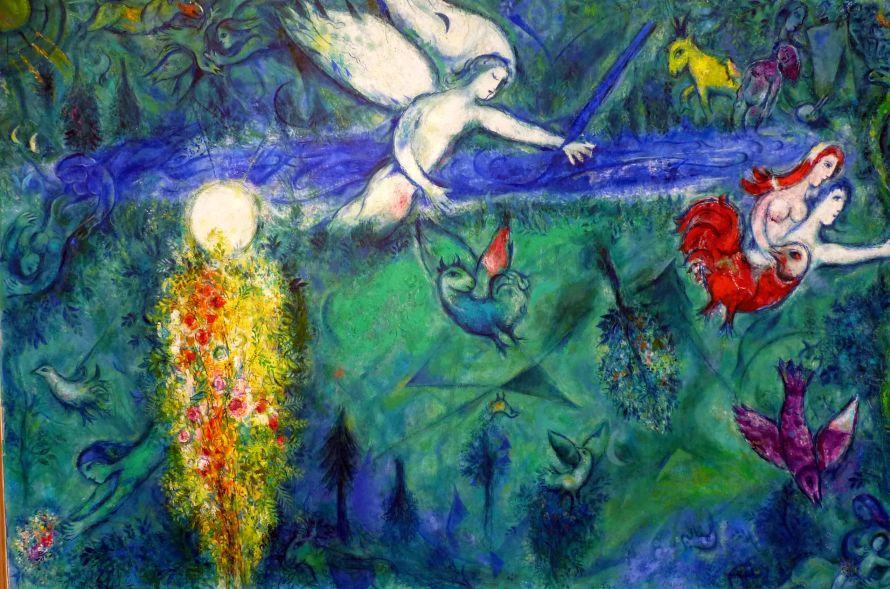 paradijs_en_verder Chagall Afbeeldingen
